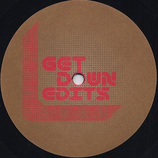 Get Down Edits / Get Down Edits Vol.4