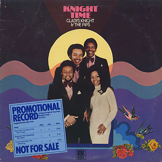 Gladys Knight and The Pips / Knight Time