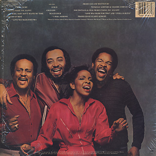 Gladys Knight & The Pips / Touch back