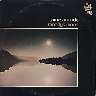 James Moody / Moody's Mood front