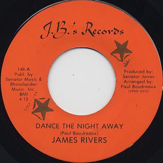 James Rivers / Dance The Night Away