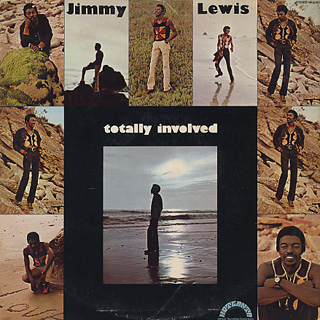 Jimmy Lewis / Totally Involved front
