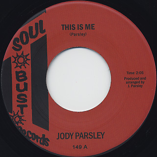 Jody Parsley / This Is Me