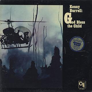 Kenny Burrell / God Bless The Child