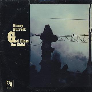 Kenny Burrell / God Bless The Child back