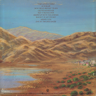 Little Feat / Time Loves A Hero back