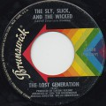 Lost Generation / The Sly, Slick, And The Wicked
