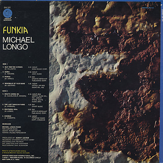 Mike Longo / Funkia back