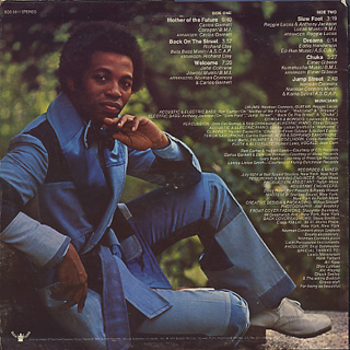 Norman Connors / Slewfoot back