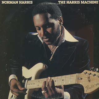Norman Harris / The Harris Machine front