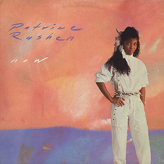 Patrice Rushen / Now front