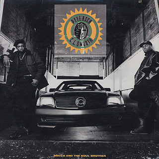 Pete Rock & C.L.Smooth / Mecca And The Soul Brother
