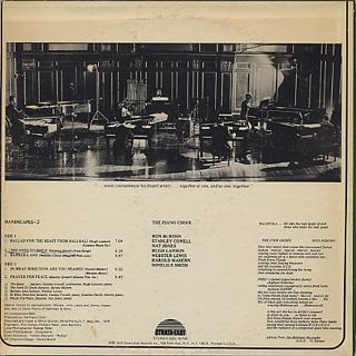 Piano Choir / Handscape 2 back