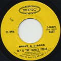 Sly &#038; The Family Stone / Brave &#038; Strong