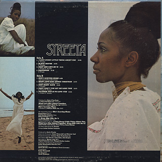 Syreeta / S.T. back