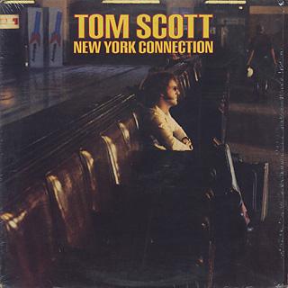 Tom Scott / New York Connection