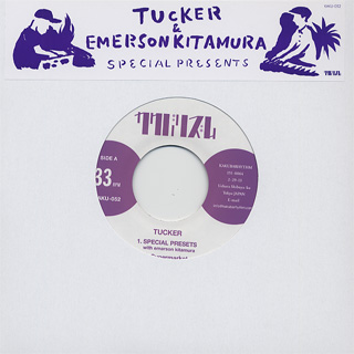 TUCKER & エマーソン北村 / Special Presets front