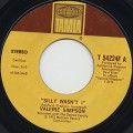 Valerie Simpson / Silly Wasn't I