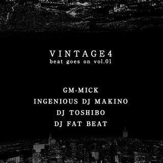 Vintage4 / Beat Goes On Vol.01
