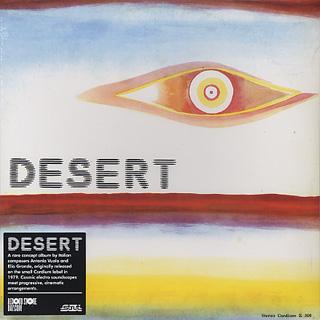 Vuolo & Grande / Desert