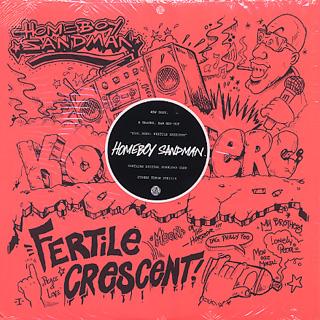 Homeboy Sandman / Kool Herc Fertile Crescent