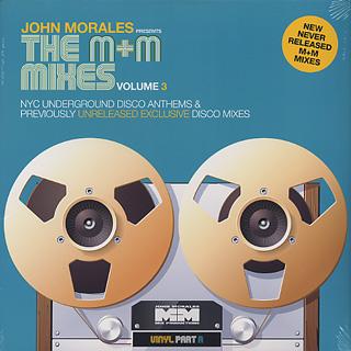 John Morales / The M&M Mixes Vol.3 Part 1