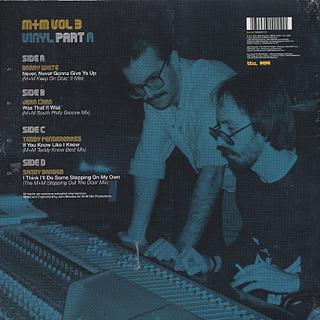 John Morales / The M&M Mixes Vol.3 Part 1 back
