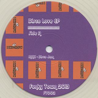 MAW & Alice V & Christian Lamper / Disco Jam