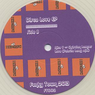 MAW & Alice V & Christian Lamper / Disco Jam back