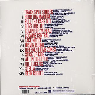 Wu-Tang Clan & D-Block / Wu-Block back