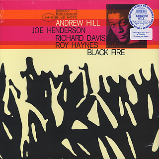 Andrew Hill / Black Fire