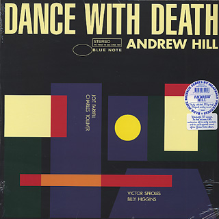 Andrew Hill / Dance With Death