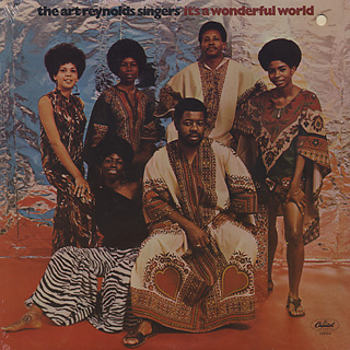 Art Reynolds Singers / It's A Wonderful World
