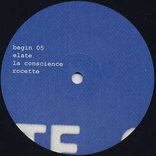 Begin / Elate EP