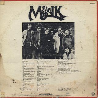Blue Mink / S.T. back