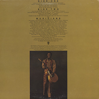 Bobby Womack / Lookin' For A Love Again back