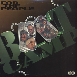 Boot Camp Clik / For The People front