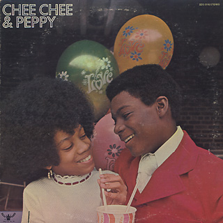Chee Chee & Peppy / S.T.