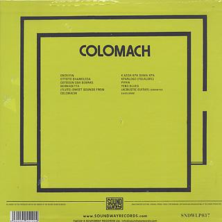 Colomach / Colomach back