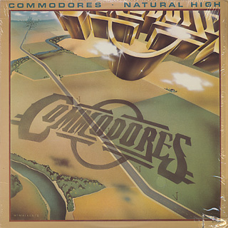 Commodores / Natural High front
