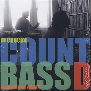 Count Bass D & DJ Crucial / EP