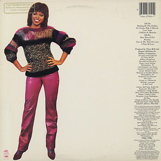 Deniece Williams / Niecy back