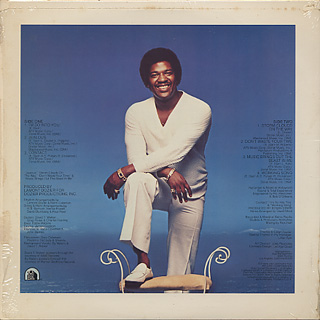Edwin Starr / Clean back
