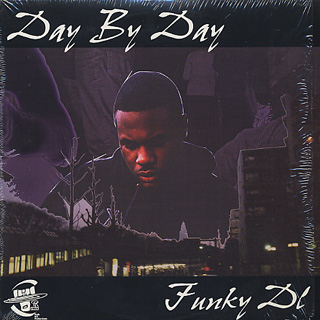 Funky DL / Day By Day front