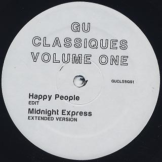 Glenn Underground / Classiques Vol.1