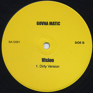 Gov Mattic* Govna Mattic - Comin On Thru / Hell Up In Newark / Dead Tonight