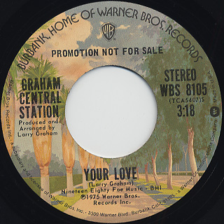 Graham Central Station / Your Love