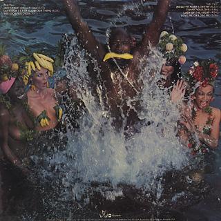 Isaac Hayes / Juicy Fruit(Disco Freak) back