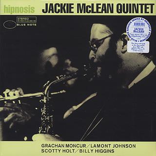 Jackie McLean Quintet / Hipnosis