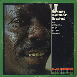 Johnny Hammond / Breakout